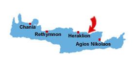 Hersonissos kart