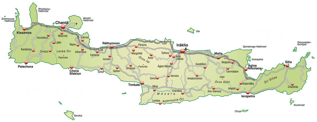 kart kreta platanias Kreta kart – stort – Kreta reiseguide kart kreta platanias