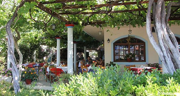 Agia Marina restaurant