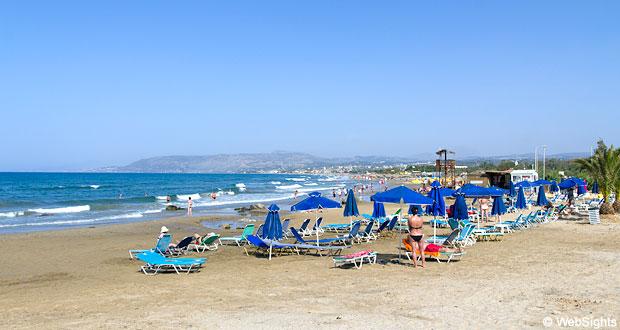 Georgioupolis strand