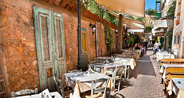 Chania restaurant