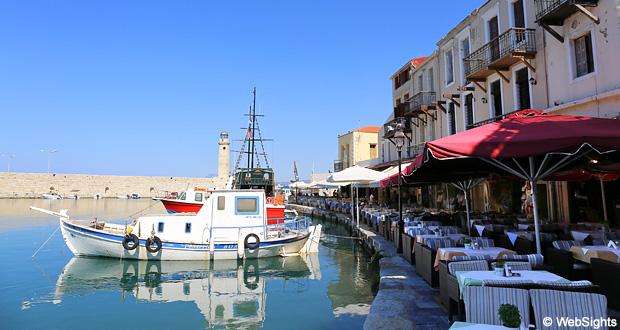 Rethymnon restaurant